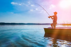 Types of Fishing Reels to Use With the Right Gear