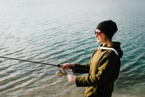 How to Fish for Walleye From Shore