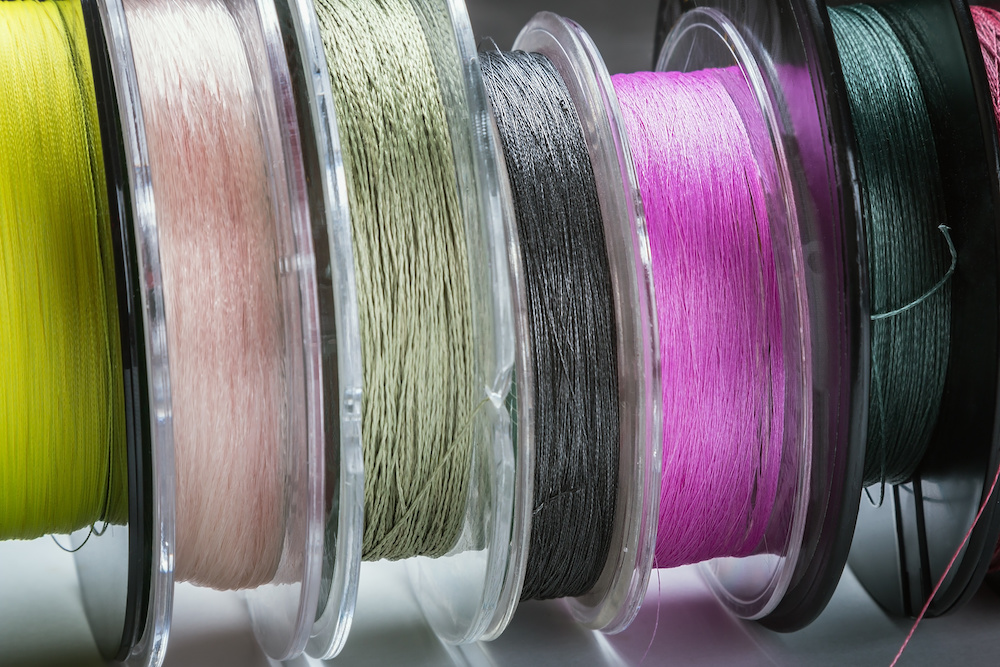 best color fishing line for freshwater
